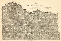 Mellette County 19xx Wall Map, Mellette County 19xx Wall Map